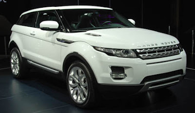Mobil Range Rover Evoque 2011 Review