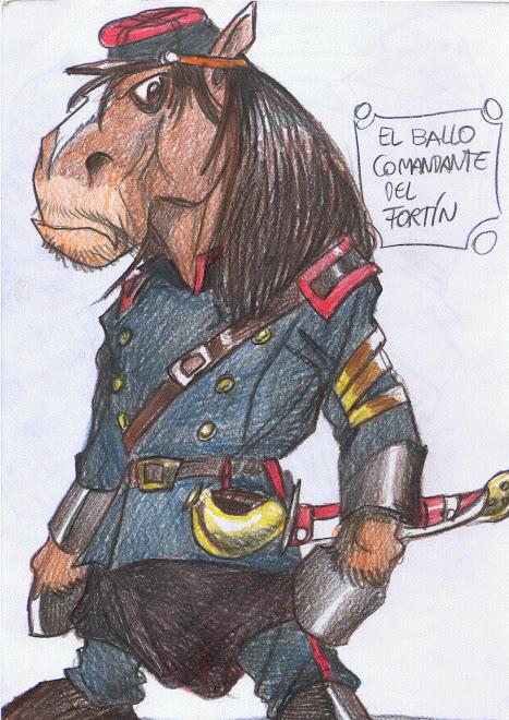 EL BALLO COMANDANTE DE FORTIN