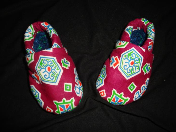 blendwerk: Groovy Baby-Schuhe