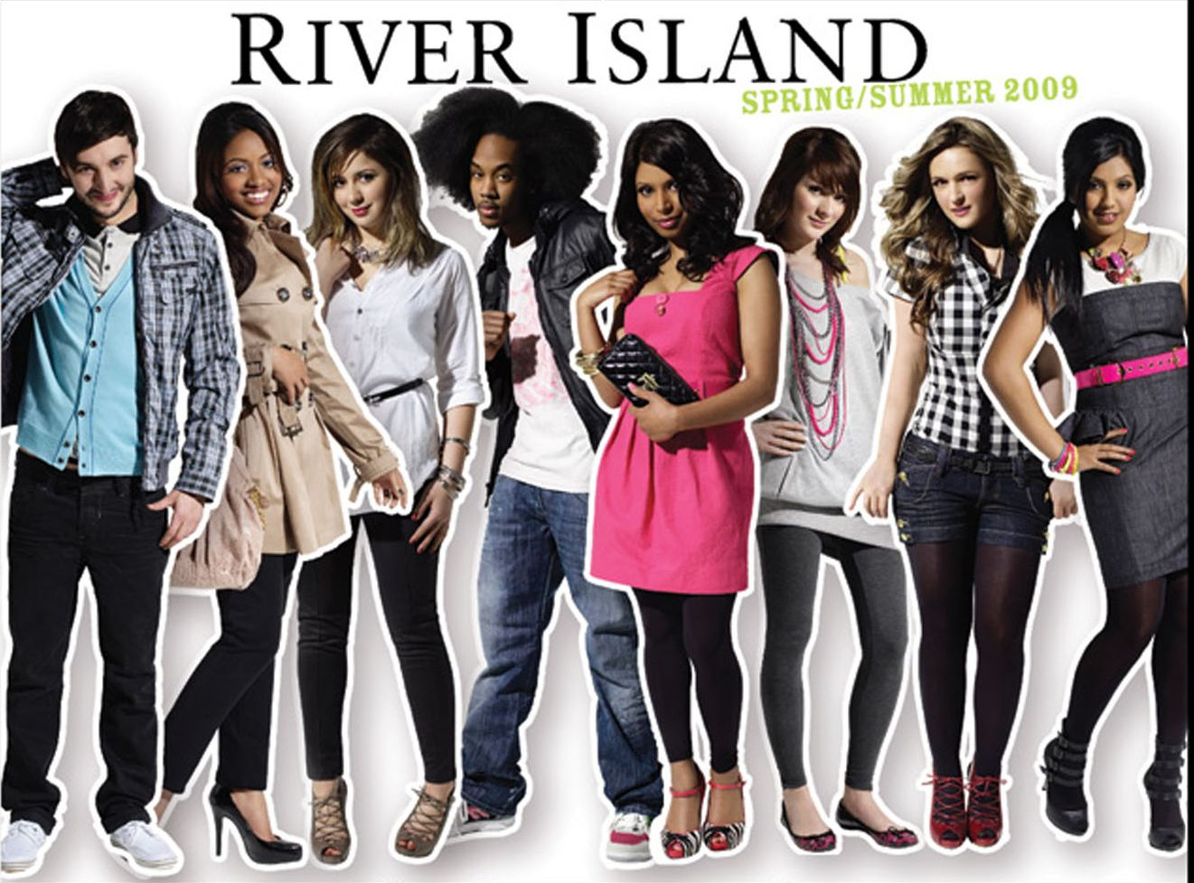 The island clothing store