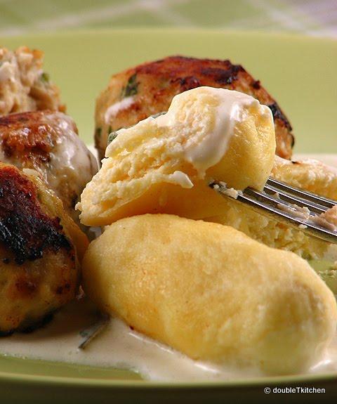 Zuni Ricotta Gnocchi i okruglice od piletine - T and T kitchen and ...