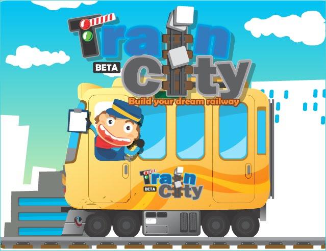 Train City : mainkan Game Simulasi Kereta di Facebookmu! ~ Anekdot