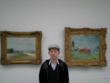 At the Musee Orangerie