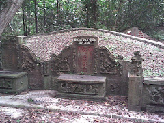 Chew Joo Chiat&#39;s grave