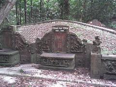 Chew Joo Chiat's grave