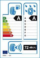 etiquetage des pneus en Europe