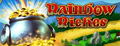 rainbow riches party online