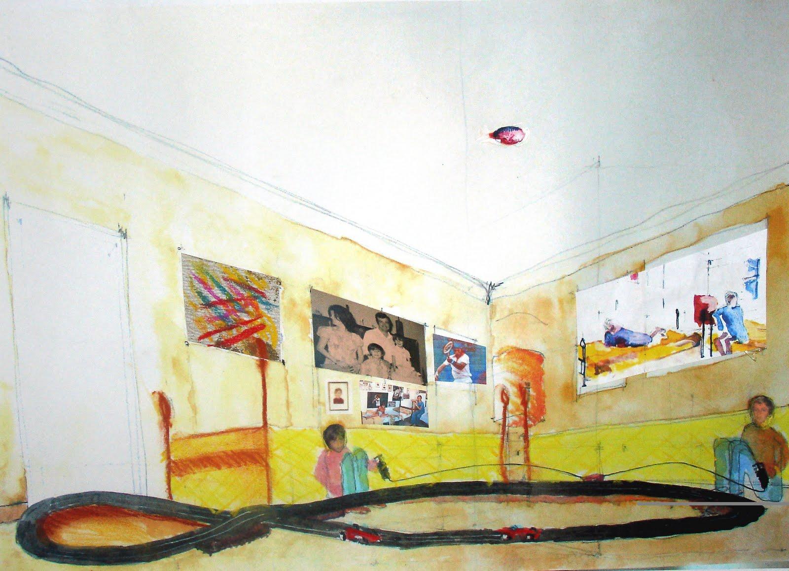 Gabriel gobelli pinturas habitacion infantil 35 x 50 - Pinturas habitacion infantil ...