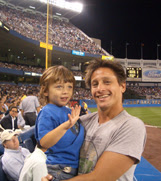 James Hirtenstein and his Son, Jesse