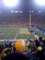Green Bay Packers football tickets