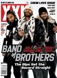 dipset XXL & Dipset: March Cover