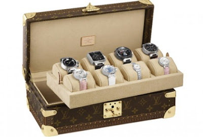 louis vuitton watch cases1 468x315 Louis Vuitton Watch Cases.