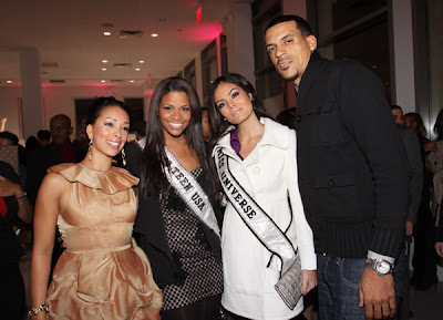 GloriaMatt Event: Athletes vs. Cancer presented by Matt Barnes, Maserati & Gotham Magazine.
