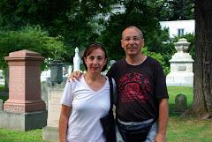 Cambridge. Cementerio Mount Auburn