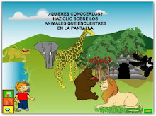 JUEGO DE ANIMALES SALVAJES