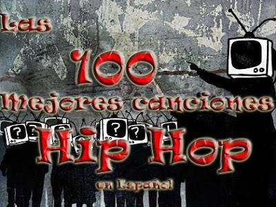 100 mejores canciones de hip hop: