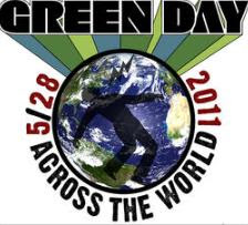 Green Day Across the Word