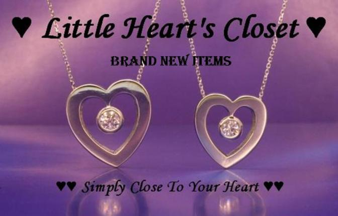 NEW Little Heart's Closet