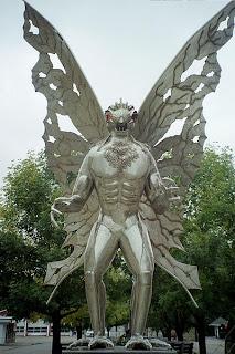 Misterios La Criatura Mothman