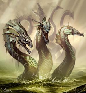 Leyendas de Monstruos Acuaticos