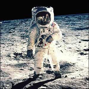 Aniversario de la llegada del  Hombre a la Luna