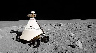 Google Google Buat Lomba Mendarat di Bulan, Keren!!!