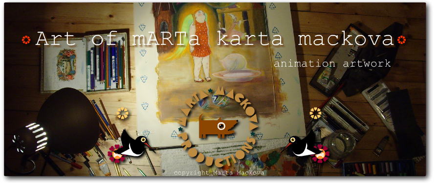 Art of mARTa karta mackova