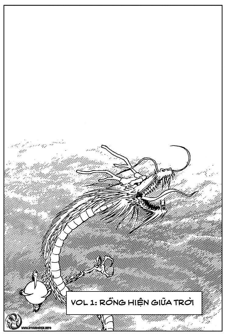 Chú Bé Rồng Chap 1 - Trang 3