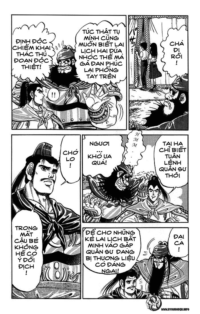 Chú Bé Rồng Chap 1 - Trang 61