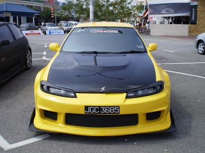 Perdana S15 look