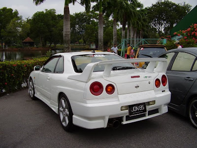Skyline R34 GT Turbo