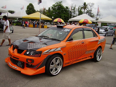 extreme waja wide body evo 8