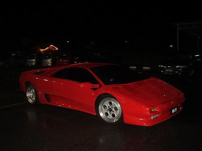 Lamborghini Diablo in Malacca