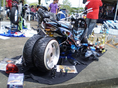 Modified Motorbike