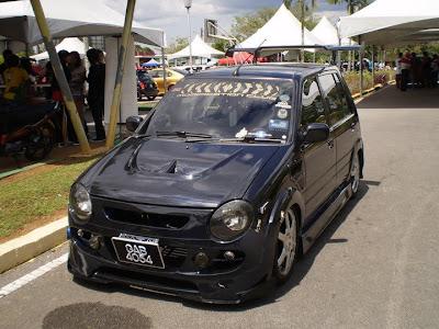 Perodua Kancil Modified - Share My Ride (GK110) - Galeri Kereta