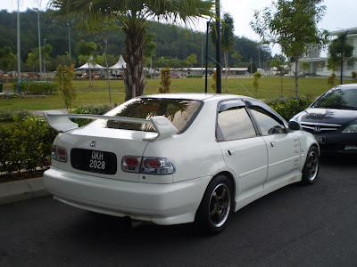 Honda Civic EG Sedan