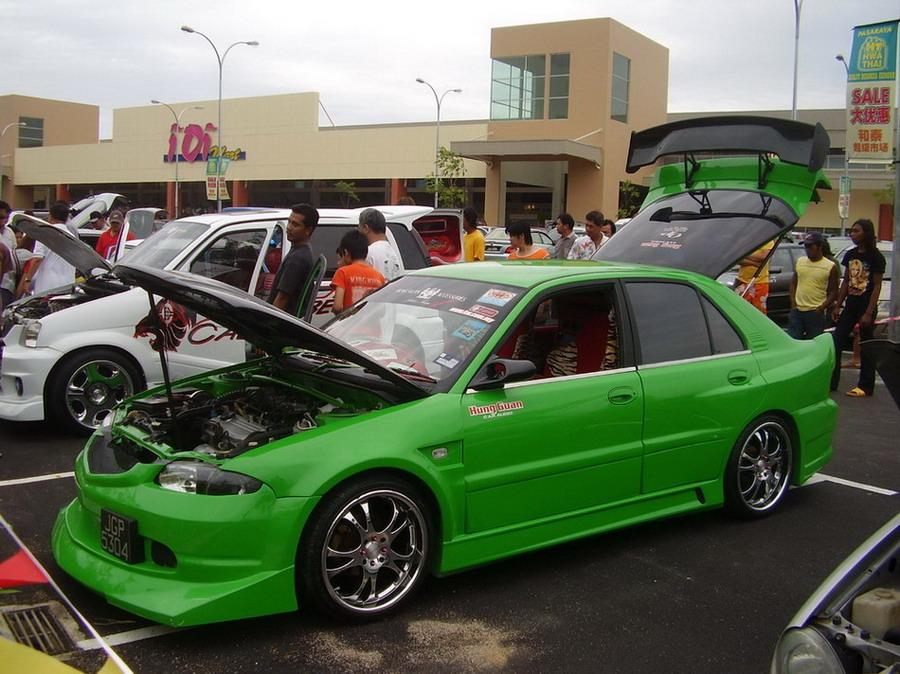 Wira Sport Car