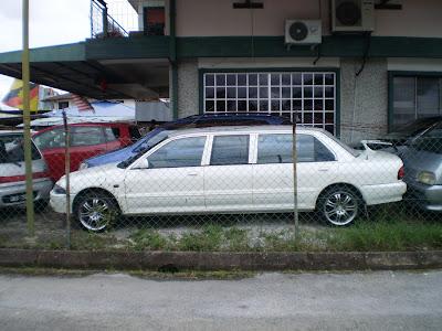 wira limousine