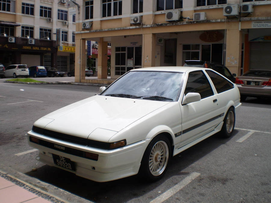 Long S Photo Gallery The Legendary Drift Car Ae86