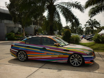 BMW 5 Series Art Car