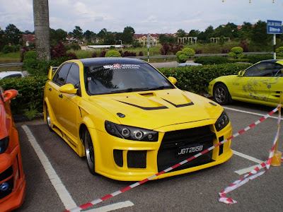 Waja Custom Body Kit