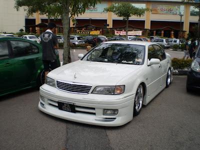 Nissan Cefiro A32 VIP style