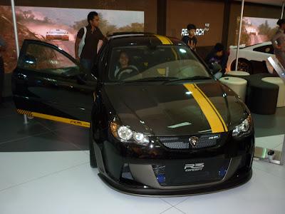 Satria Neo R3 Concept