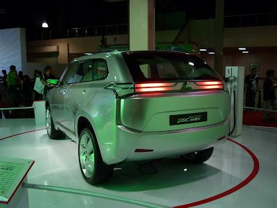 Mitsubishi PX MiEV Concept