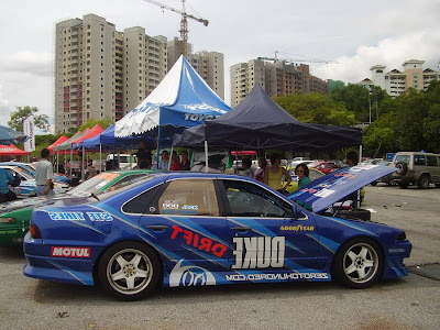 Cefiro A31 drift car from Team Duke