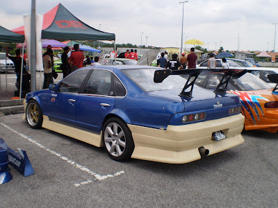 Cefiro A31 with custom body kit