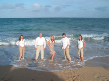 Family pic at the beach in Hawaii!