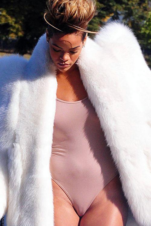 Rihanna's cameltoe