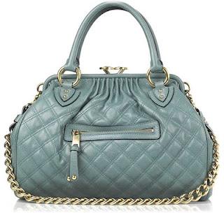 Marc Jacobs Handbags Leather Stam Handbag