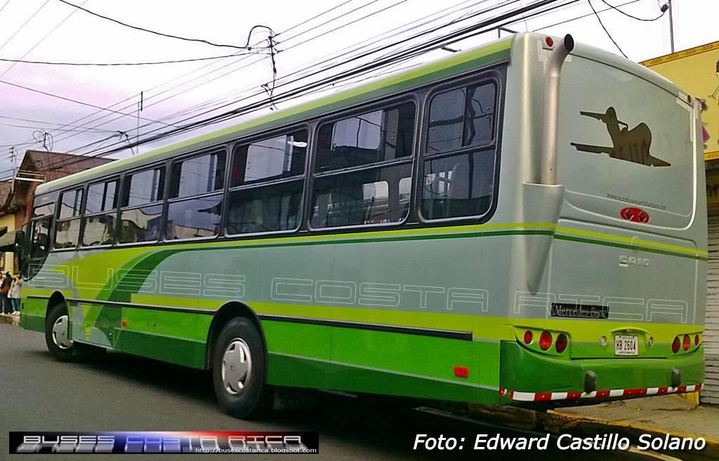 Buses costa rica galer a 51 2010 for Santa barbara mercedes benz